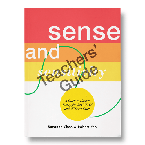 Teachers' Guide to Sense and Sensitivity - Digital Copy