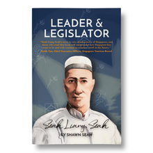 Load image into Gallery viewer, Leader & Legislator—Seah Liang Seah by Shawn Seah