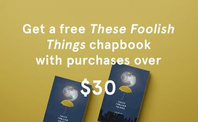 Free Ethos Books Tote Bag when you purchase all four SWF new releases!
