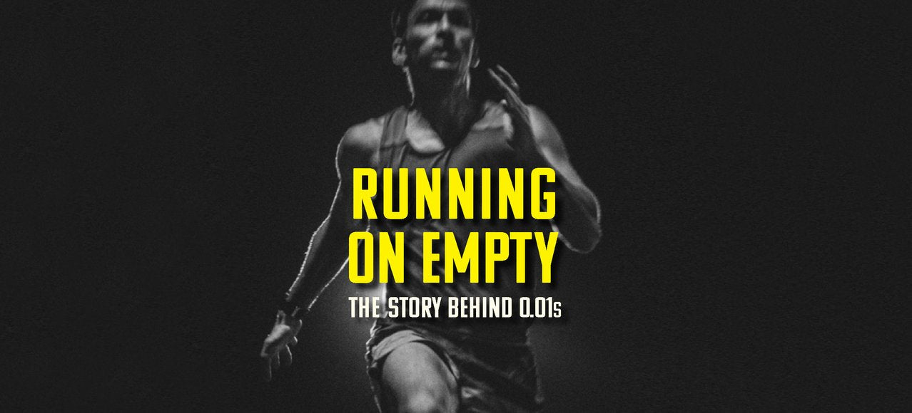 Running on Empty: The Story Behind 0.01s by UK Shyam with Kenneth Khoo