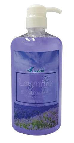Lavender Bath & Shower Gel (850ml)