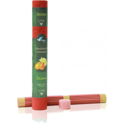 Mandarin & Carnation Incense