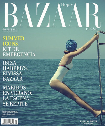 Harpers Bazaar Spain - June 2014