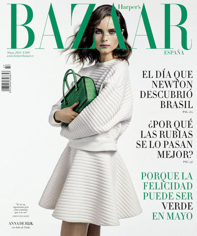Harper's Bazaar Spain - May 2014