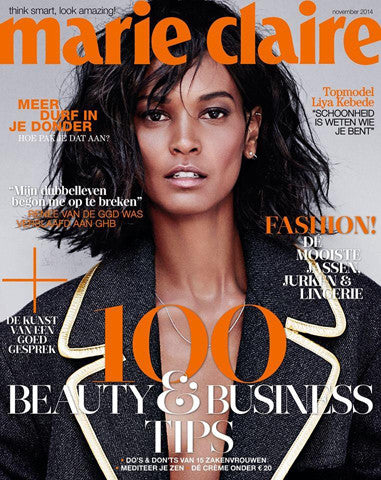 Marie Claire Dutch - November 2014