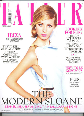Tatler - March 2013