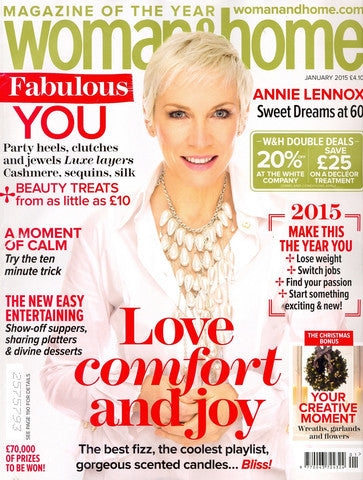 Woman & Home - January 2015