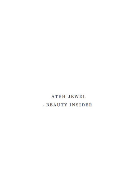 Ateh Jewel Beauty Insider - Snow Day! January 2010