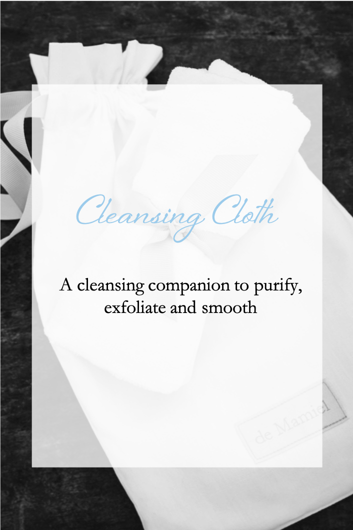 de Mamiel Cleansing Cloth