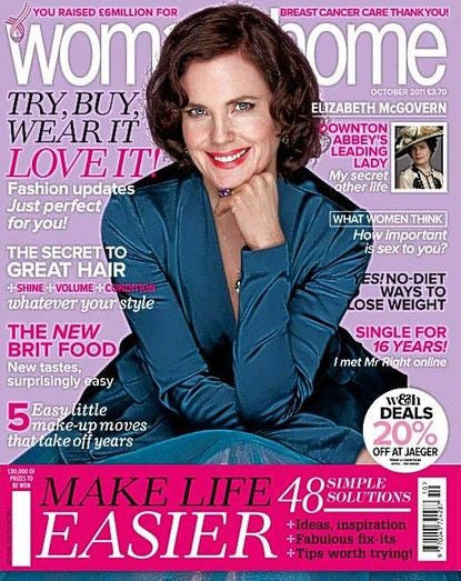 Women & Home - October 2011