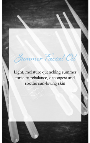 Summer Facial Oil