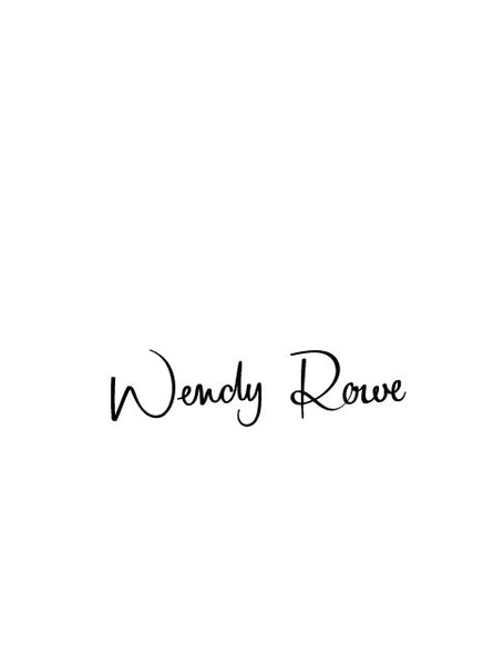 Wendy Rowe - The Travel Pack - August 2012