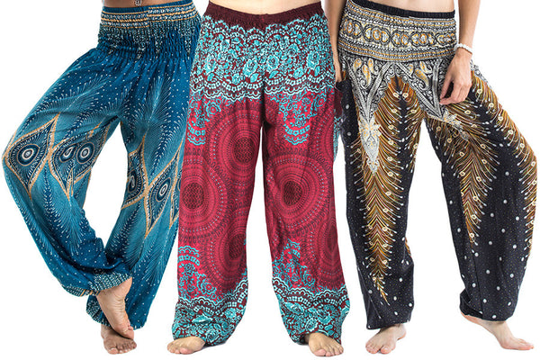 High Cut Harem Pants