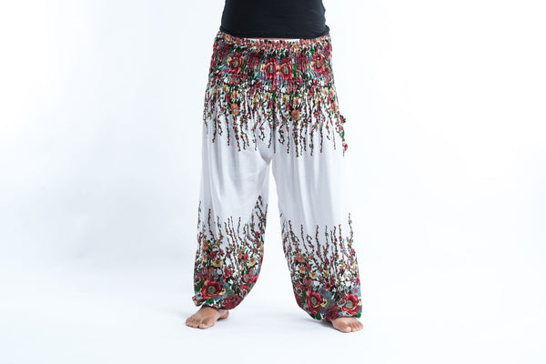 Wonderful Share Harem Pants For Women Floral Low Cut Women S Harem Pants