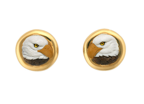 Abraham and Lincoln Earrings