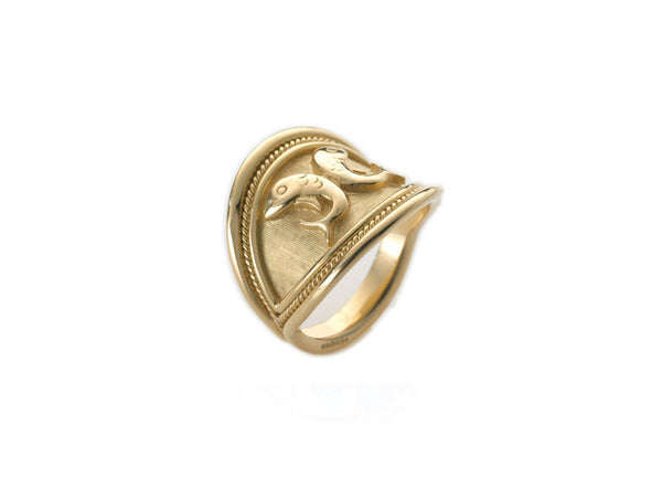Gage Signet Ring