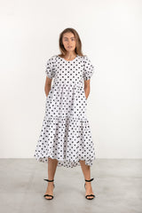 LOLA DRESS - POLKA DOT