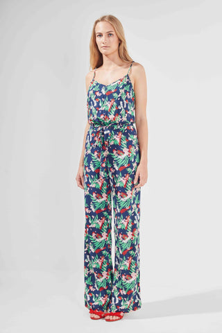 ESTELLE JUMPSUIT - TROPICAL CRUSH