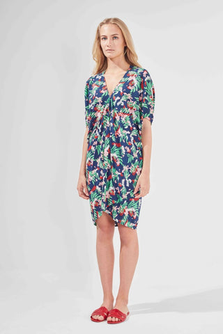 PHOEBE DRESS - TROPICAL CRUSH