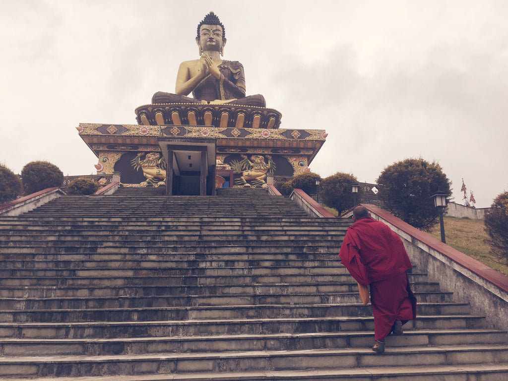 A Journey to Sikkim - Postcard from Adrien