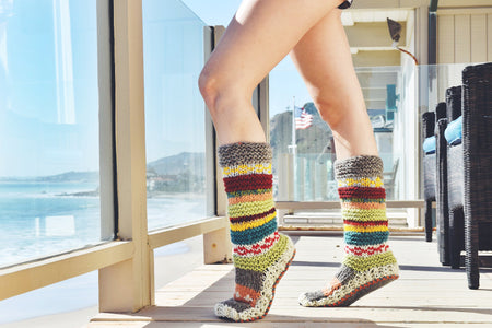 The Best Socks To Pack For An Alaskan Cruise