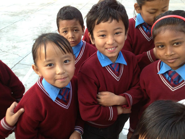 Tibetan Children's Education Fund Charity Partner Tibetan Socks