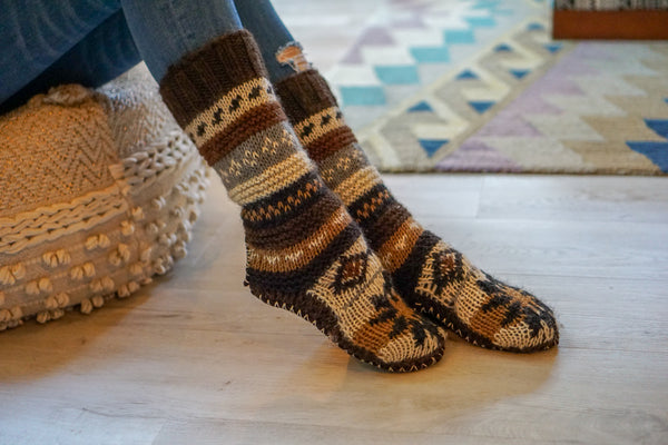 Lounge Slipper Socks for men and women