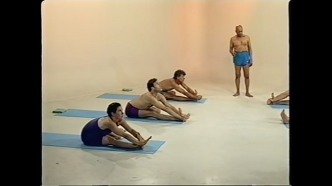 Ashtanga Yoga YouTube Pattabhi Jois