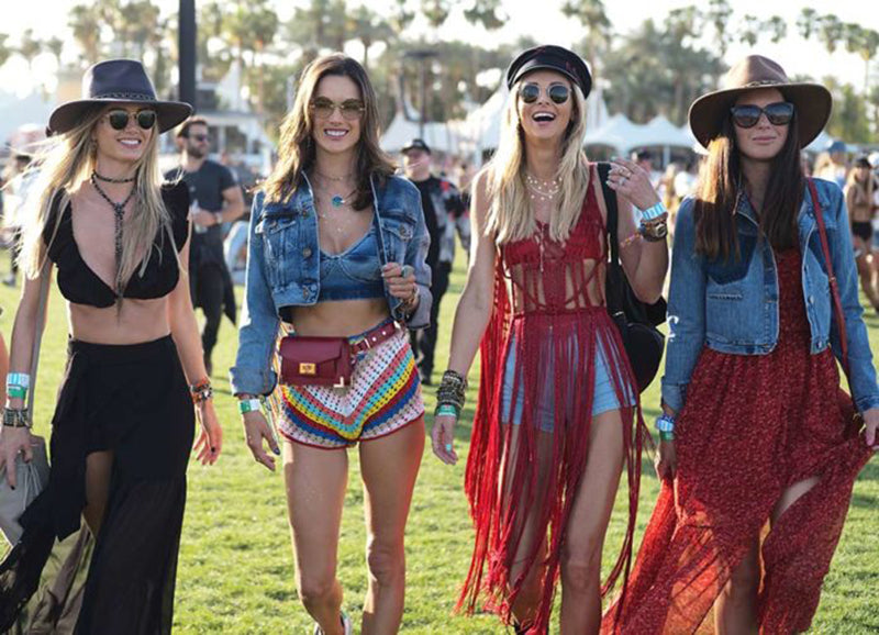 The Ridley guide to mastering festival fashion