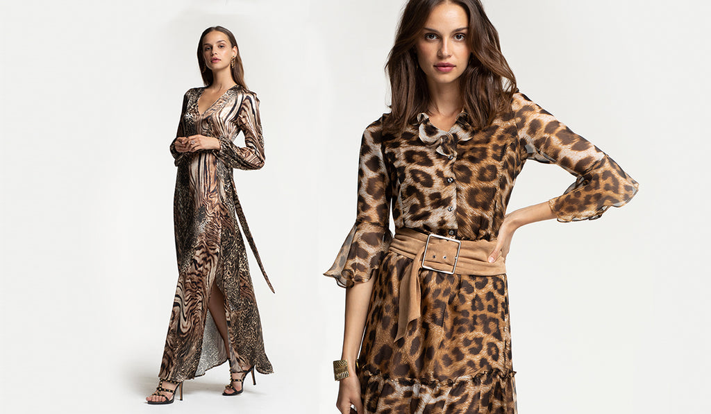 Wild about Animal Prints