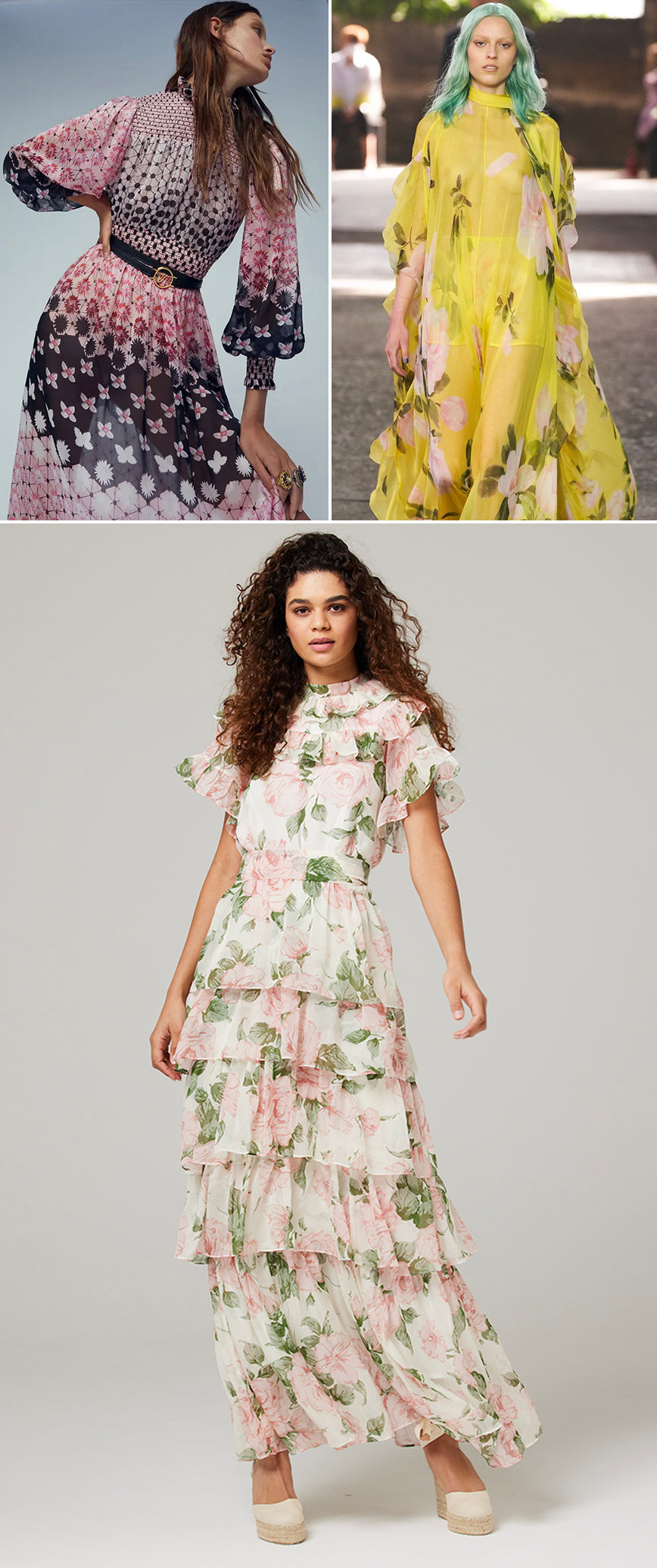 ridleylondon-luxurious-printed-floral-silk-tiered-maxi-dress-with-roses-spring-2021