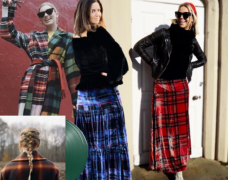 ridleylondon-luxury-silk-velvet-tartan-maxi-skirts-made-to-measure