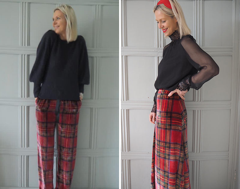 ridleylondon-tartan-silk-velvet-maxi-skirt-made-to-measure