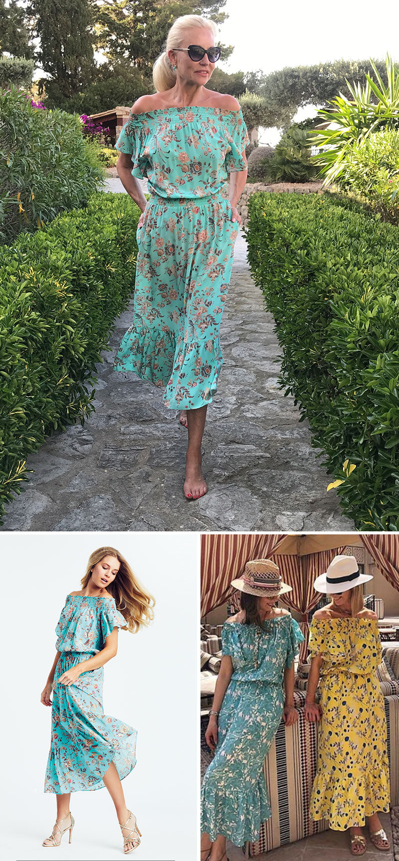 ridleylondon-luxury-bespoke-tropical-printed-silk-holiday-dress