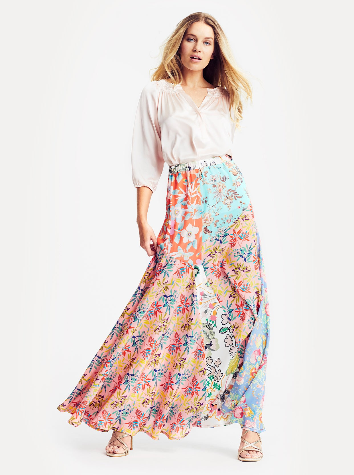 c42c61000b Boho Maxi Skirt | Buy Lace Maxi Skirts | Silk Satin Designer ...