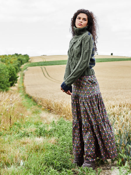 SAMMY MAXI SKIRT