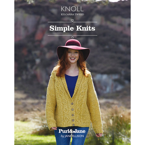 Kilcarra Tweed Simple Knits