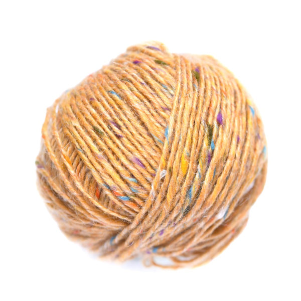 MOHAIR TWEED - 2725 GOLDEN ASH