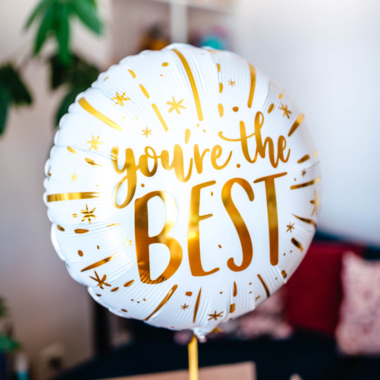 Ballon You're the Best - Mieux Que Des Fleurs