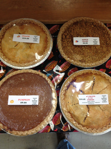 "In-store Pick Up Only...Sugarless Pies.  Please specify pick up date in the ""Gift Note or Special Instructions"" box, once you clicked ""Add to Cart""."