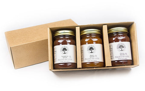 Sweetened by Nature Gift Box