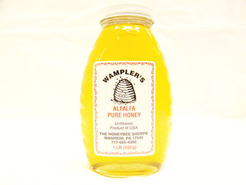 Wampler's Alfalfa Pure Honey