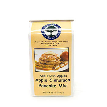 Masonic Village Apple Cinnamon Pancake Mix