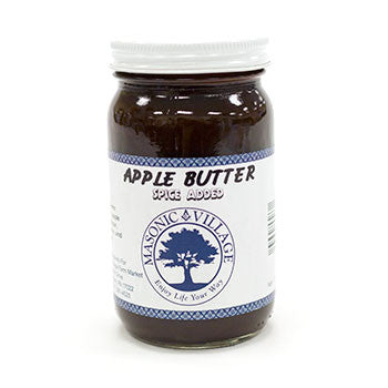 Masonic Village Apple Butter - Spice Added