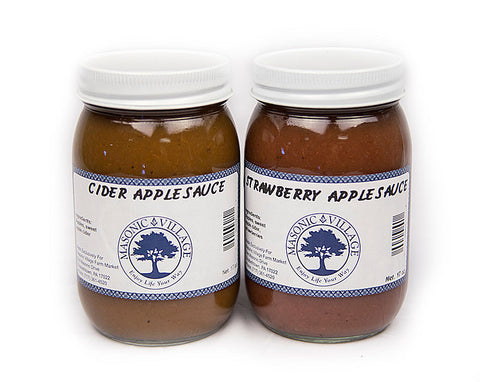 Masonic Village Applesauce