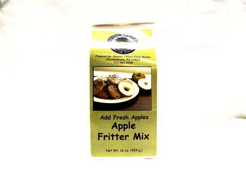 Masonic Village Apple Fritter Mix