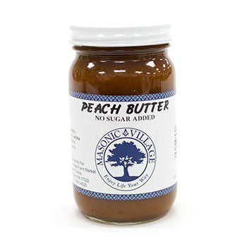 Masonic Village Sugar Free Peach Butter