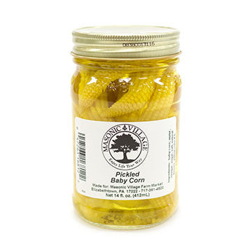 Masonic Village Pickled Baby Corn