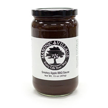 Masonic Village Smokey Apple BBQ Sauce