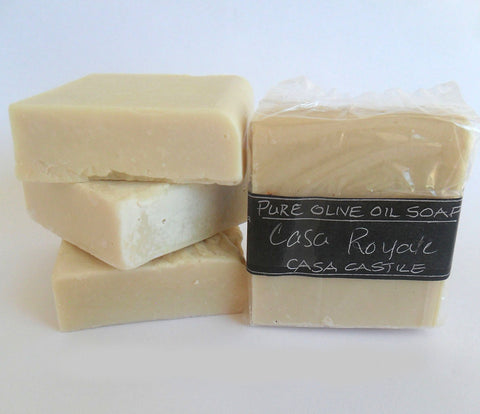 Casa Royale – Honey & Beeswax Hard Soap Bar, Casa Castile, Soap- The Wild Coast Trading Company